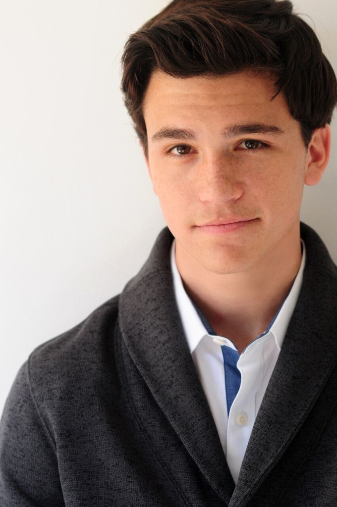 Kalama Epstein talks Noah, Jude, and THE FOSTERS | My Take on TV