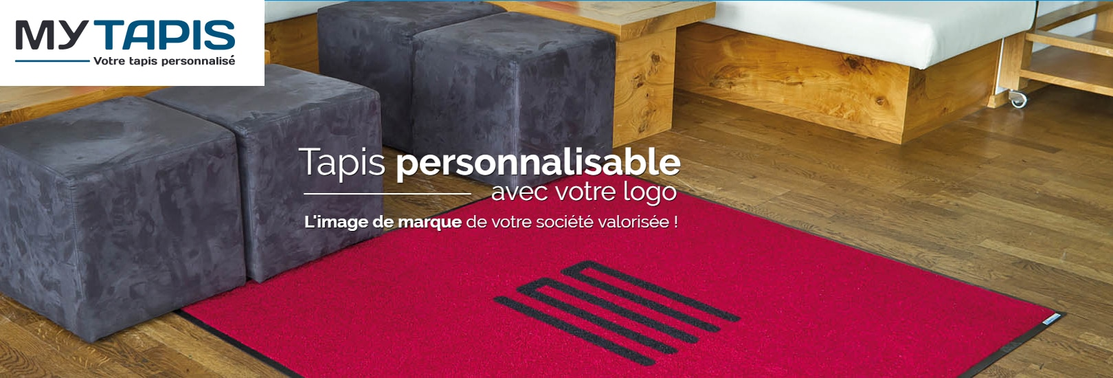 tapis personnalise avec logo tapis