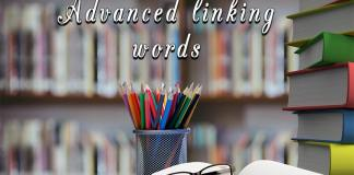 Advanced Linking words