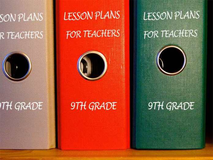 9th grade lesson plans for teachers