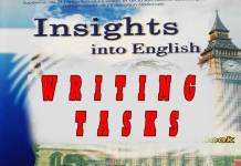 Insights into English Writing