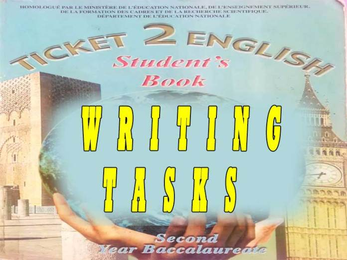 Ticket 2 English 2 Writing