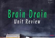 Unit Brain Drain Review