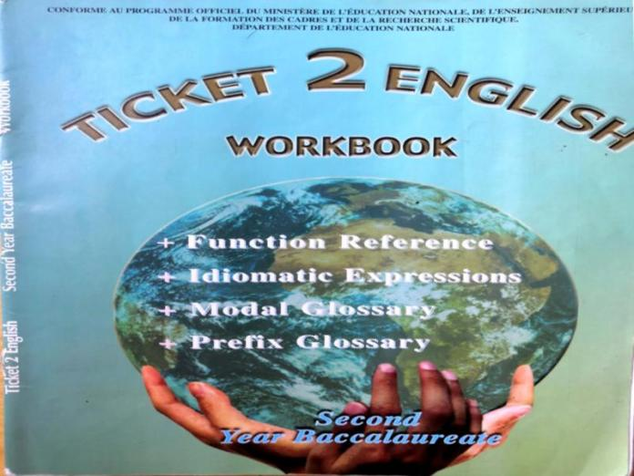 Ticket 2 English Workbook