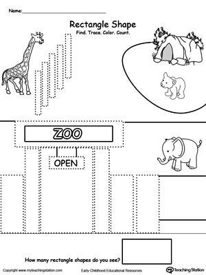 Drawing 3d Shapes Worksheet Download