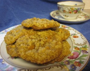 Oatmeal Scotchie Tea
