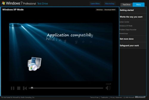 Windows 7 Demo Videos