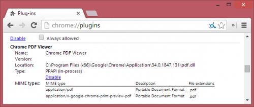 disable-google-chrome-pdf-plugin