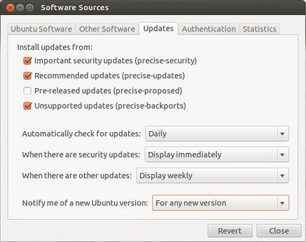 ubuntu-software-sources