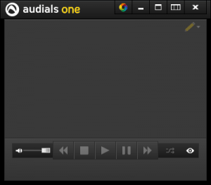 audials-one-mini-player