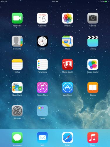 iOS-8-Default-Home-Look