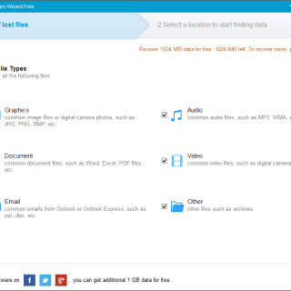 EASEUS Data Recovery Wizard Free - Filters