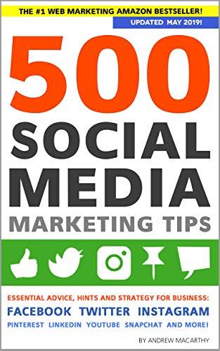 500 Social Media Marketing Tips.