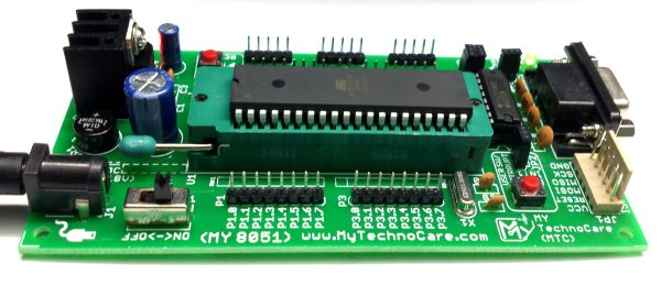How To Programmer 8051 Microcontroller chip 89s52 Board interfaceing 16x2 LCD USB Programmer Low Price AT89s52 Microcontroller & Learn as per 8051 Datasheet Architecture Pin Diagram Interface Programming of Sensor,LCD,RTC,UART Port,Timer Project ATmel AT89S52 Microcontroller DIP IC For Development Board Programmer 40 Pin Out Diagram low cost India MyTechnoCare.com