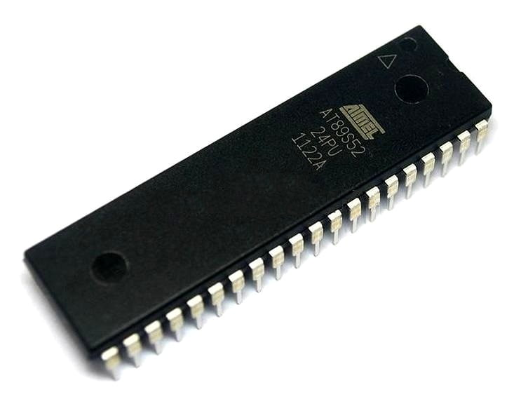 Atmel at89s52 8051 microcontroller ic architecutre pin out datasheet buy low price at89s52 microcontroller learn as per 8051 datasheet architecture pin diagram interface programming ccuart Gallery