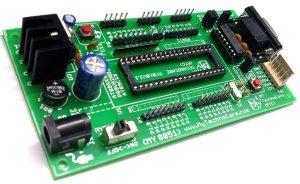 Buy Low Cost 8051 DeBuy Low Cost 8051 Development Kit Atmel Microcontroller Project Board | MY TechnoCare www.MyTechnocare.comler Project kit | MY TechnoCare www.MyTechnocare.com