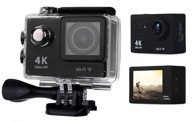 action camera cinese