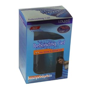 Hair Rebonding Gel