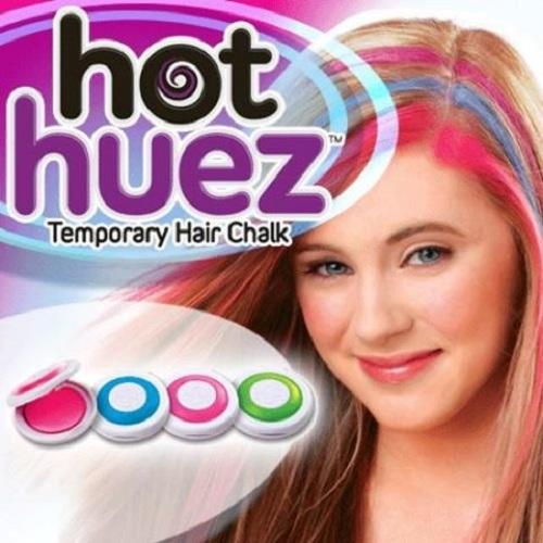 Hot Huez Temporary Hair Chalk
