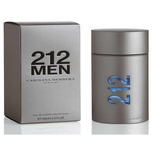 212 Men Silver Perfume