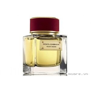 Dolce and Gabbana Velvet Desire