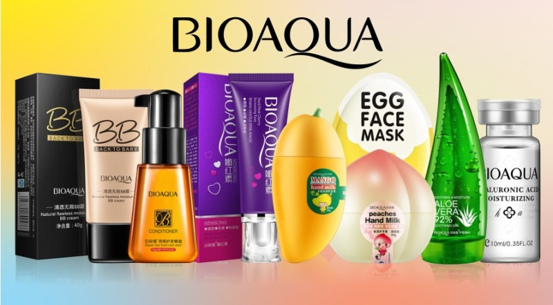 Bioaqua Products in Pakistan