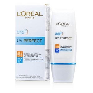 UV Perfect Transparent skin in Pakistan
