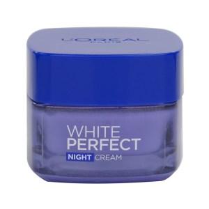 L'oreal White Perfect Night Cream in Pakistan