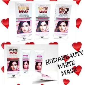 Huda Beauty White Mask in Pakistan