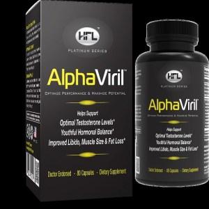 Alphaviril Pills in Pakistan