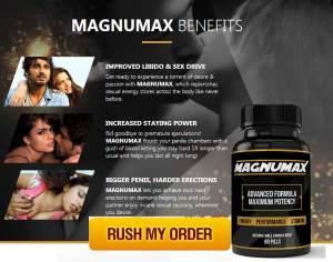 Magnumax Pills Price in Pakistan