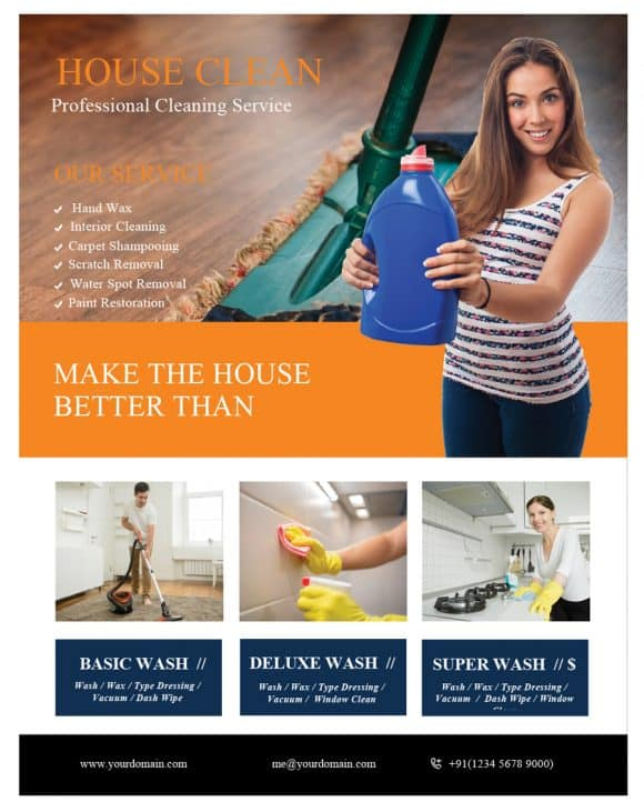 HOUSE CLEAN SERVICE CLEANING FRYERS