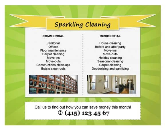 SPARKING CLEANING