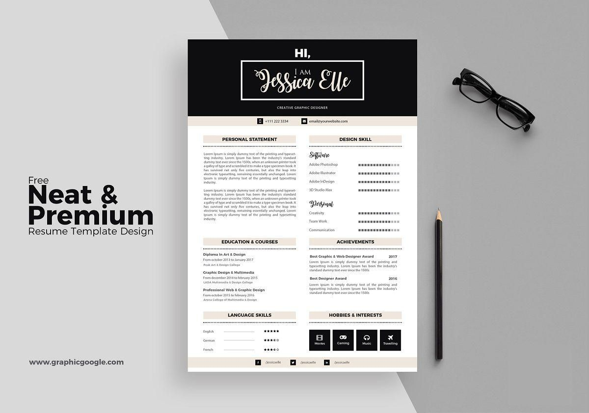 Modern Resume Template & Format 18 Examples
