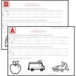 Alphabet Worksheets English Of Worksheets Layout First Grade