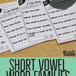 Alphabet Worksheets Short Vowels Of Free Phonics Sentences Activities to Build Mastery and Fluency