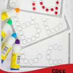 Alphabet Worksheets toddler Of Free Alphabet Worksheets these Simple Abc Worksheets are A Great Printable to Help Children Practice their Letters Using Do A Dot Markers Perfect Free Printable for toddler Preschool and Kindergarten