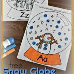 Alphabet Worksheets Winter Of Free Snow Globe Letter Find these Free Printable Alphabet Worksheets Help Kids Have Fun Making It Snow as they Practice Identifying Uppercase and Lowercase with This Winter themed Alphabet Worksheets Wintertheme Snowman Alphabetworksheets Letterfind Preschool Kindergaten Kindergartenworksheets Preschoolworksheets