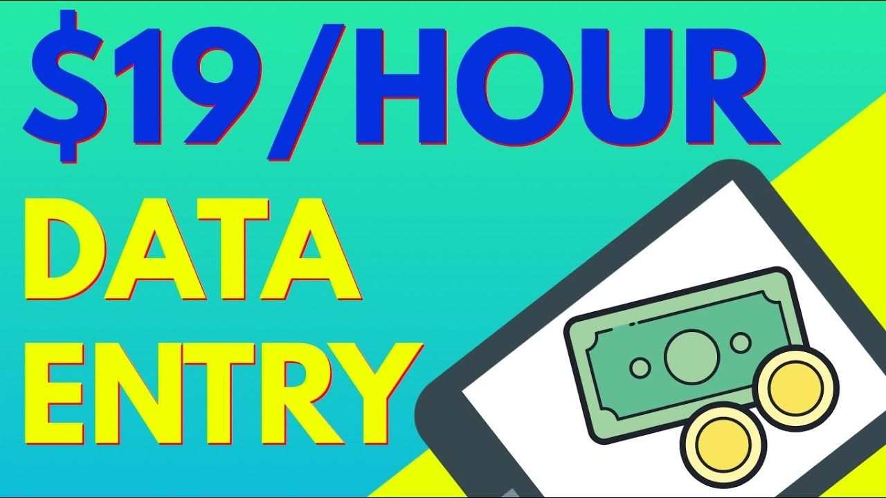 20 Legit Data Entry Work From Home Job Sites 🏡2021 2022🏡🏡🏡