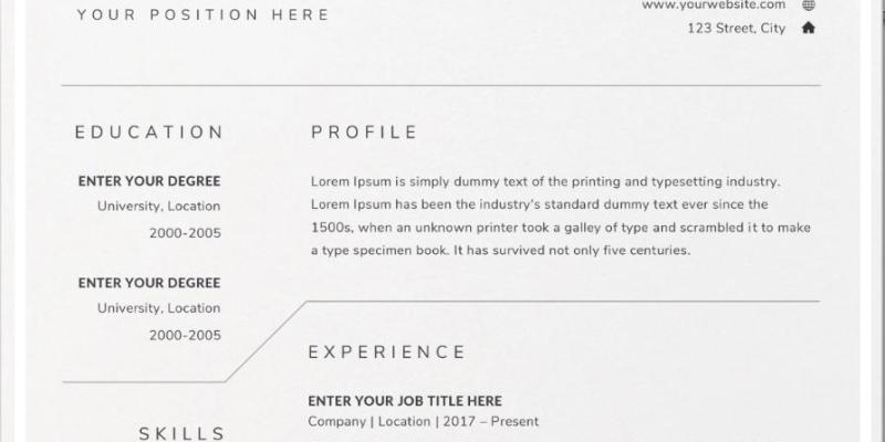College Resume Examples 2021 Of 30 Creative Resume Templates [grab E now ]