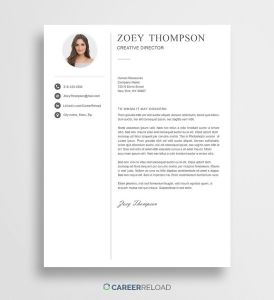 Cover Letter Template Creative Of Cover Letter Template Creative Resume format