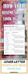 Cover Letter Template Free Download Of Resume Template Professional Resume Creative Resume Cv Template Modern Resume Resume Word Cv