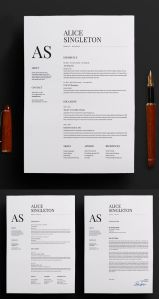 Cover Letter Template Simple Of Elegant Resume Cv and Cover Letter