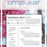 Create A Cover Letter Free Of Pin On 2020 Glow Up