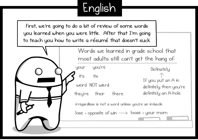 What we SHOULD have been taught in our senior year of high school The Oatmeal
