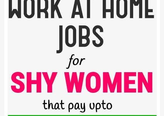 Jobs for the Physically Disabled at Home Of 21 Stupid Simple Work at Home Jobs for Shy Women that Makes Extra Money Working From Home Free