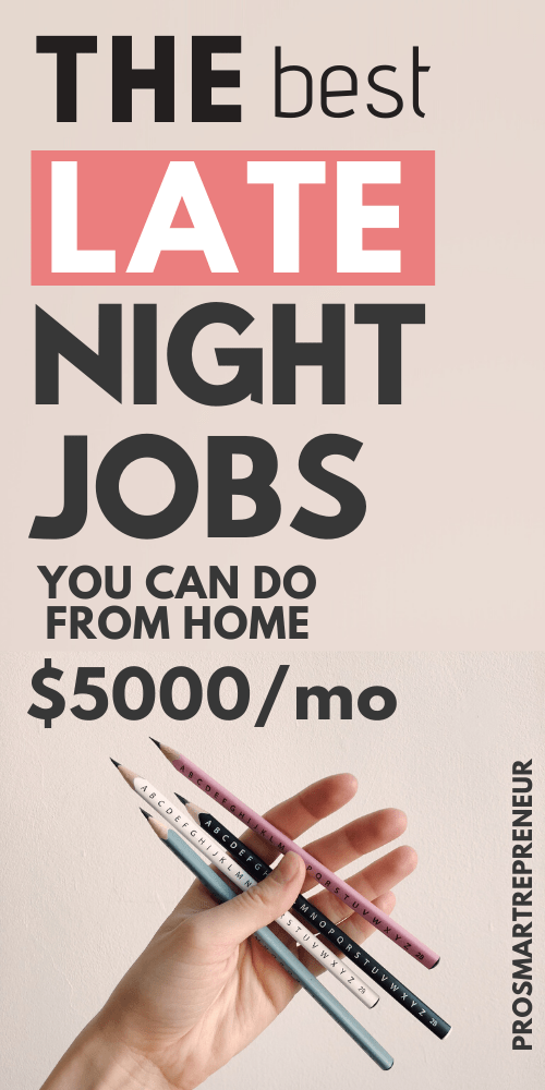 27 Real Part Time Night Jobs from Home Make $1000 Every Week