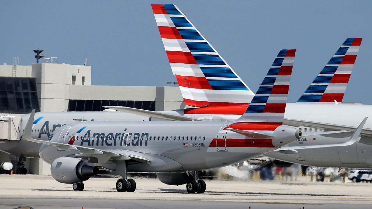 American Airlines CEO meets with NAACP over bias plaints