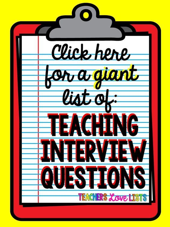 Great tips for how to be prepared for your teaching interview a must read for any teacher going to an interview