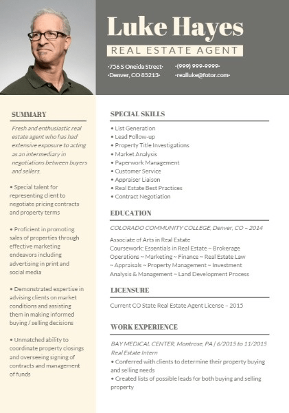No more dull resumes Style your curriculum vitae with Fotor s online design tool resume resumetemplates resumeexamples fotor